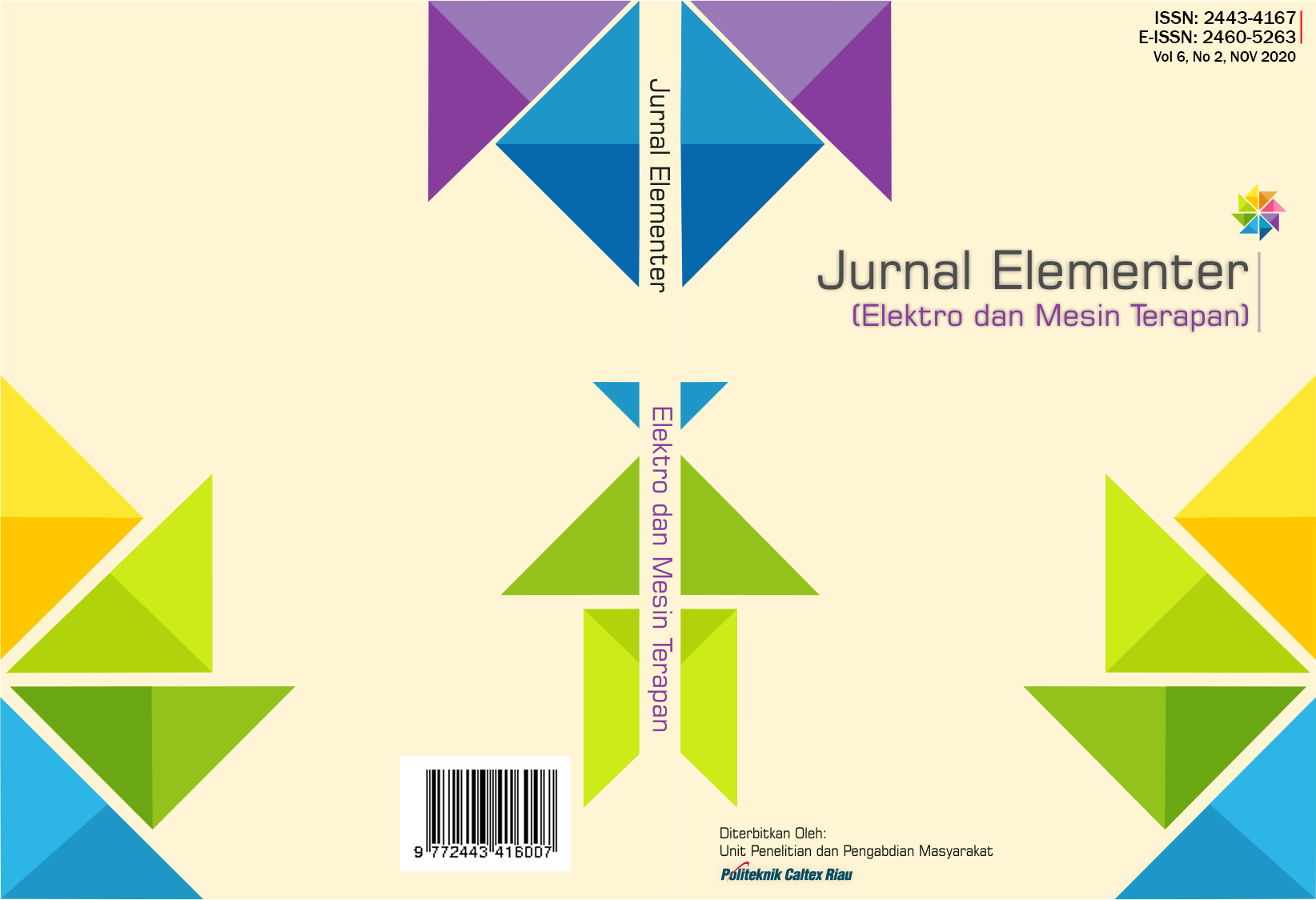 Jurnal Elementer Terapan
